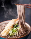 Soba for new year