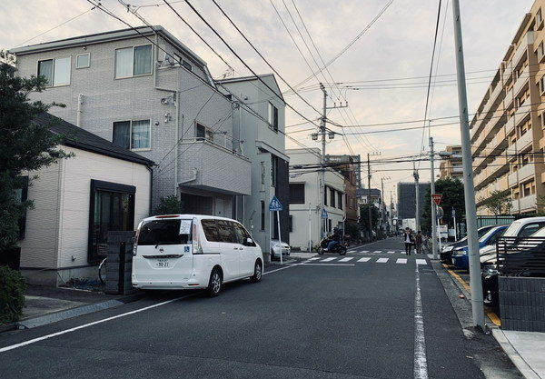 around Tsurumi